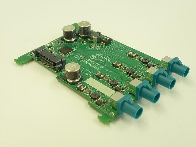 SBEV-RCAR-KF-GMSL02 (GMSL Camera Board)