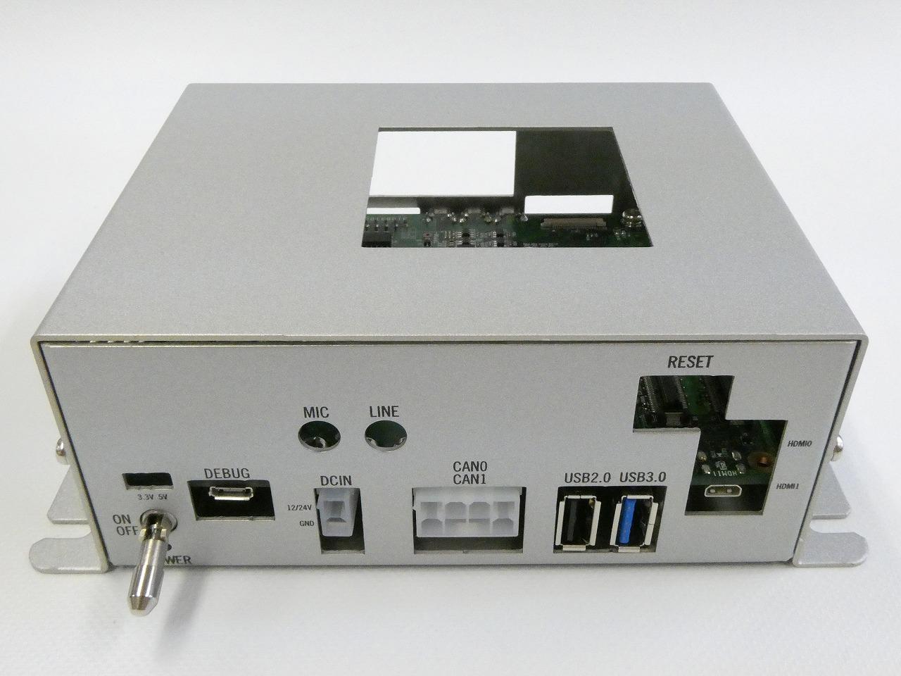 SBEV-RCAR-CCPF-SK (Connected car platform evaluation board)