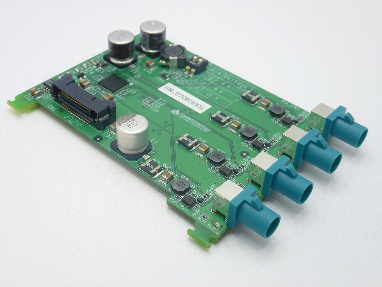 SBEV-RCAR-KF-GMSL01 (GMSL Camera Board)