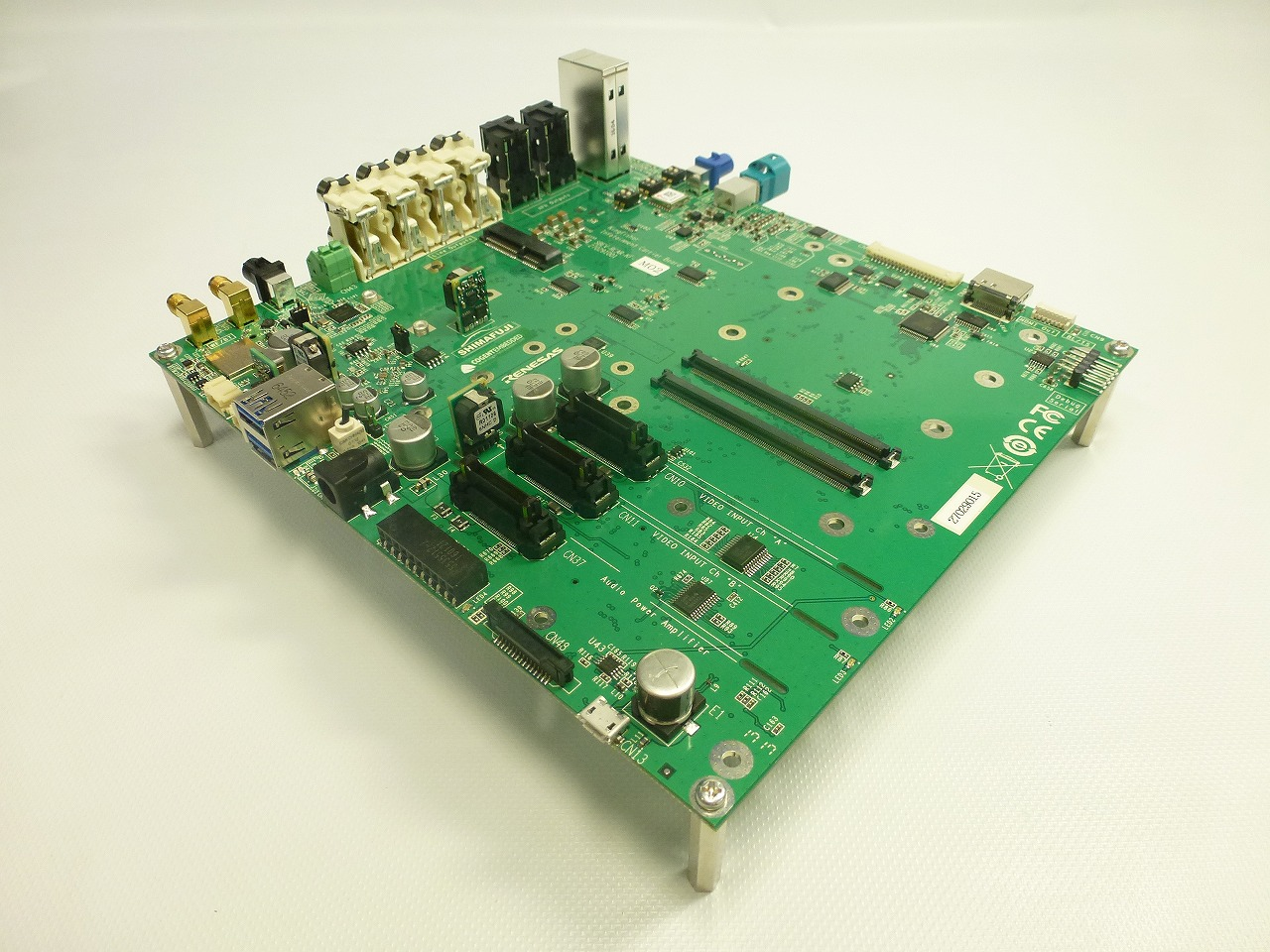 SBEV-RCAR-KF-M02 (Advanced Model)